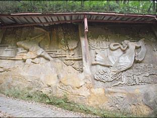 寻访落败的涂山雕塑公园
