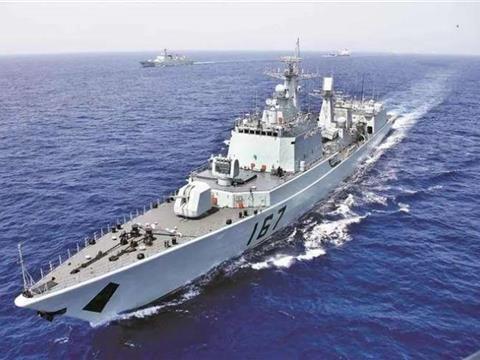 海军深圳舰10月17日访深,市民凭身份证可免费领票
