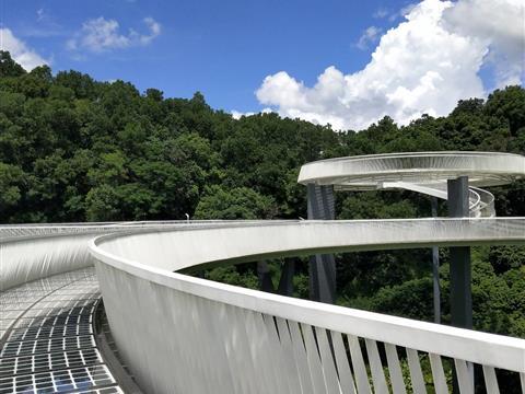 浮桥,探桥和悬桥
